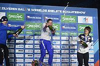 SCHAATSEN: LEEUWAREDEN: 15-03-2019, De Zilveren Bal, ©foto Martin de Jong
