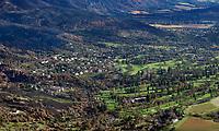 Sillverado Resort and Spa after the Atlas Fire, Napa County, California, northern California wildfires, 2017.