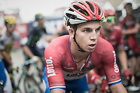 Dylan Groenewegen (NED/LottoNL-Jumbo) after finishing<br /> <br /> 12th Eneco Tour 2016 (UCI World Tour)<br /> Stage 7: Bornem › Geraardsbergen (198km)