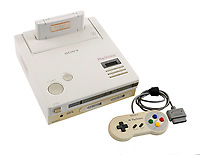 BNPS.co.uk (01202 558833)<br /> Pic: HeritageAuctions/BNPS<br /> <br /> The only remaining prototype for the original Play Station that was developed in tandem by Nintendo and Sony has emerged for sale for more than £100,000.<br /> <br /> The ground-breaking console is believed to be the only surviving example of 200 pre-production models made by the two gaming giants that are now fierce competitors.<br /> <br /> The companies had been working together on the device in the early 1990s before Nintendo pulled out of the venture at the last minute.