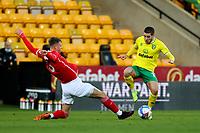 2021 EFL Championship Football Norwich v Barnsley Jan 2nd