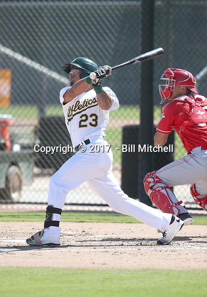 Yhoelnys Gonzalez - 2017 AIL Athletics (Bill Mitchell)