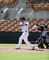 Omar Estevez - Glendale Desert Dogs - 2019 Arizona Fall League (Bill Mitchell)