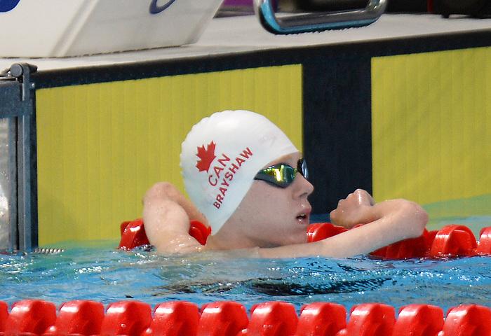 Jacob Brayshaw, Lima 2019 - Para Swimming // Paranatation.<br /> Jacob Brayshaw competes in Para Swimming // Jacob Brayshaw participe en paranatation. 27/08/19.