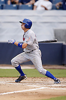 July 10, 2009:  Tony Campana of the Daytona Cubs during a game at George M. Steinbrenner Field in Tampa, FL.  Daytona is the Florida State League High-A affiliate of the Chicago Cubs.  Photo By Mike Janes/Four Seam Images