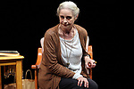 Vicky Pena performing the monologue En Casa directed by Mario Gas at Teatros del Canal on September 25, 2019 in Madrid, Spain.(ALTERPHOTOS/ItahisaHernandez)