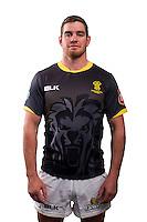 Adam Hill. Wellington Lions ITM Cup official headshots at Rugby League Park, Wellington, New Zealand on Thursday, 30 July2015. Photo: Dave Lintott / lintottphoto.co.nz