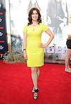 Bellamy Young at The Disney World Premiere of The Lone Ranger held at at Disney California Adventure in Anaheim, California on June 22,2021                                                                   Copyright 2013 Hollywood Press Agency