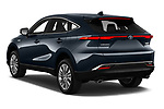 Car pictures of rear three quarter view of 2021 Toyota Venza Limited 5 Door SUV Angular Rear