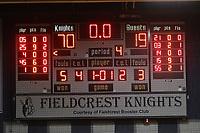 Boys Basketball Varsity against Lexington 12/3/19