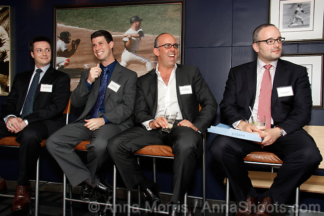 This event was hosted by the New York Yankees and sponsored by Hampton Luxury Liner, Madison & Mulholland, and Greg Norman Estates. It started with a luxury coach trip from Manhattan to Yankee Stadium, featured a grand tour of the corporate hospitality faciliities at the Stadium, and culminated in a panel discussion on The Changing Face of Public Relations: Collaborations, Partnerships and Targeted Marketing.