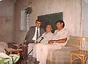 Syria 1990? .<br /> Osman Sabri in Kamichli with friends .<br /> Syrie 1990?  .<br /> Osman Sabri, ecrivain, a Kamichli avec des amis