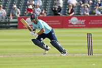 Ryan ten Doeschate in batting action for Essex during Gloucestershire vs Essex Eagles, Royal London One-Day Cup Cricket at the Bristol County Ground on 3rd August 2021