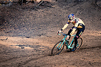 RedBull athlete Wout van Aert (BEL/Jumbo-Visma) training for the 2020/2021 cyclocross season after his break from his very successful 2020 road season <br /> <br /> november 2020<br /> <br /> ©kramon