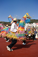 Spanien, Kanarische Inseln, La Palma, Folklore in Tazacortes