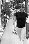 JACKIE KENNEDY ONASSIS<br /> CAPRI 1971