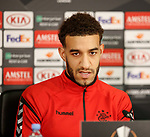 07.11.18 Rangers training at the Spartak Stadium, Moscow: Connor Goldson