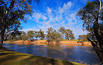Murrumbidgee river near Narrandera NSW