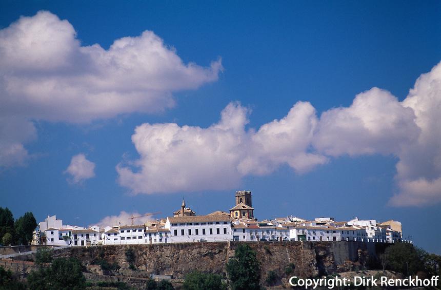 Priego de Cordoba, Andalusien, Spanien