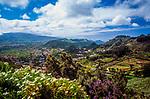Spanien, Kanarische Inseln, Teneriffa, Las Mercedes am Rande des Anaga-Gebirges | Spain, Canary Islands, Tenerife, Las Mercedes and Anaga mountains