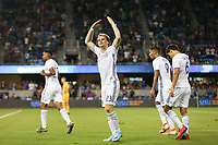 SAN JOSE, CA - JULY 27: Florian Jungwirth during a Major League Soccer (MLS) match between the San Jose Earthquakes and the Colorado Rapids on July 27, 2019 at Avaya Stadium in San Jose, California.