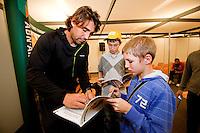 10-2-10, Rotterdam, Tennis, ABNAMROWTT, Marcos Baghdatis, kids