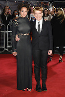 """Sasha Lane and director, Andrea Arnold<br /> at the London Film Festival premiere for """"American Honey"""" at the Odeon Leicester Square, London.<br /> <br /> <br /> ©Ash Knotek  D3163  07/10/2016"""