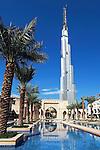 United Arab Emirates, Dubai: The Burj Dubai (the worlds tallest building) and the Dubai Mall