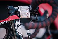 Race Route<br /> <br /> 82nd Flèche Wallonne 2018 (1.UWT)<br /> 1 Day Race: Seraing - Huy (198km)