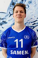 LEEK - Volleybal, Presentatie Lycurgus , seizoen 2021-2022, 01-09-2021 , Lycurgus speler Geoffrey van Gent