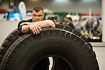 Vytautas Lalas of Lithuania during the Arnold Classic Asia Pro Strongman 2016 Multi-Sport Festival on 20 August 2016 at the AsiaWorld-Expo, Hong Kong. Photo by Marcio Machado / Power Sport Images