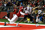The Huskies of the University of Washington takes on the Scarlet Knights of Rutgers University in a NCAA  Division I football game held at High Point Solutions Stadium in Piscataway, N.J. on Friday September 1, 2017<br /> <br /> <br /> (PHOTOS: MARK R. SULLIVAN/markrsullivan.com)