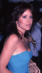 Tanya Roberts on June 1, 1982 in New York City.