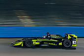 2017 IndyCar Media Day - Track Action<br /> Phoenix Raceway, Arizona, USA<br /> Friday 10 February 2017<br /> Charlie Kimball<br /> World Copyright: Phillip Abbott/LAT Images<br /> ref: Digital Image _90V4238