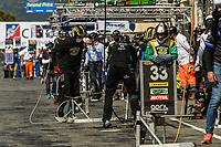 #33 TEAM 33 LOUIT APRIL MOTO (FRA) KAWASAKI ZX 10R -SUPERSTOCK- GAMARINO CHRISTIAN (ITA) SANCHIS MARTINEZ DAVID (ESP) VITALI LUCA (ITA)