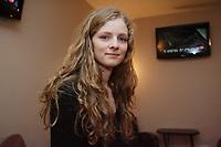 April , 2012 File Photo - Montreal, Quebec - Rachel Blais, actress in MODEL GIRL