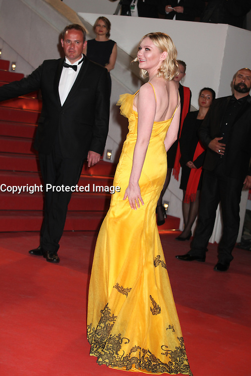 KIRSTEN DUNST - RED CARPET OF THE FILM 'THE NEON DEMON' AT THE 69TH FESTIVAL OF CANNES 2016