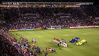 Orlando, FL - Friday Oct. 06, 2017: USMNT vs Panama during a 2018 FIFA World Cup Qualifier between the men's national teams of the United States (USA) and Panama (PAN) at Orlando City Stadium.