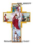 Alfredo, EASTER RELIGIOUS, OSTERN RELIGIÖS, PASCUA RELIGIOSA, paintings+++++,BRTOXX02577,#er#, EVERYDAY