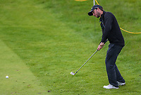 170719 | The 148th Open - Wednesday Practice<br /> <br /> Austin Connelly of Canada on the 18th during practice for the 148th Open Championship at Royal Portrush Golf Club, County Antrim, Northern Ireland. Photo by John Dickson - DICKSONDIGITAL
