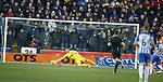 23.01.2019 Kilmarnock v Rangers: Jordan Jones beats Allan McGregor to score