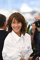 CANNES, FRANCE. July 8, 2021: Sophie Marceau at the photocall for Everything Went Fine at the 74th Festival de Cannes.<br /> Picture: Paul Smith / Featureflash