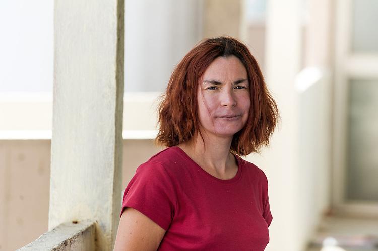 Sandrine RICARD, aidante; parent d'enfant handicapé -  Marseille 2013