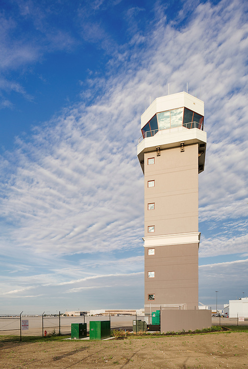 Rickenbacker International Airport Air Traffic Control Tower | Smoot Construction