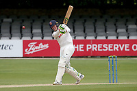 Peter Siddle hits 4 runs for Essex during Essex CCC vs Nottinghamshire CCC, LV Insurance County Championship Group 1 Cricket at The Cloudfm County Ground on 6th June 2021