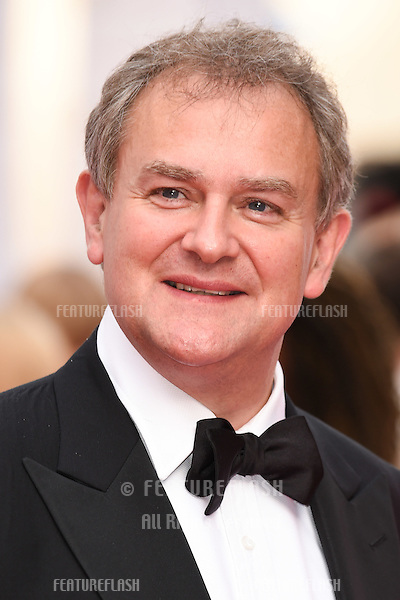 Hugh Bonneville<br /> arrives for the 2015 BAFTA TV Awards at the Theatre Royal, Drury Lane, London. 10/05/2015 Picture by: Steve Vas / Featureflash