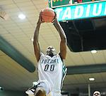 Tulane vs. SMU Basketball 2012