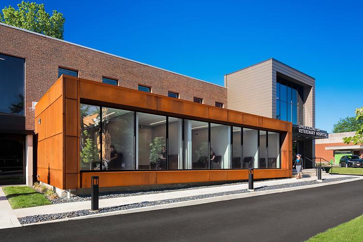 Upper Arlington Veterinary Hospital | Gunzelman Architecture & Interiors