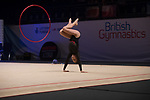 British Gymnastics Championships 2017<br /> Keira Daniels<br /> Liverpool Echo Arena<br /> 30.07.17<br /> ©Steve Pope - Sportingwales
