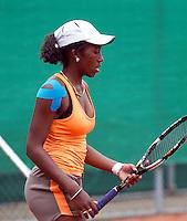 10-08-11, Tennis, Hillegom, Nationale Jeugd Kampioenschappen, NJK, Senaida Kambel